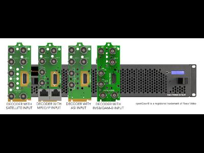 openGear Module Advanced Receiver Decoder AG 5800