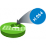Virtuoso platform -  H.264/AVC Encoding and Decoding