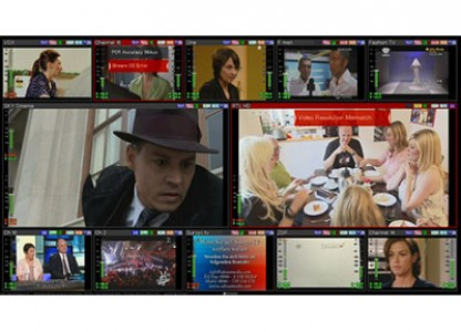 MCM-9000 IP Based MPEG-TS Monitoring