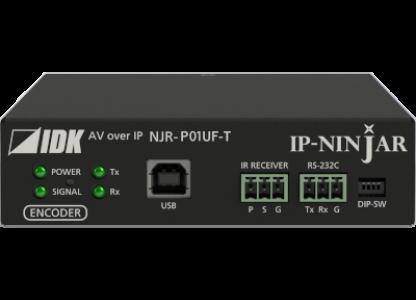 IP-NINJAR P SERIES RECEIVER - NJR-P01UF-R